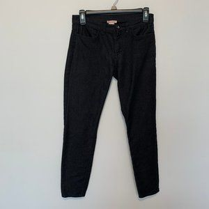 JUICY COUTURE BLACK SKINNY JEANS SIZE 2